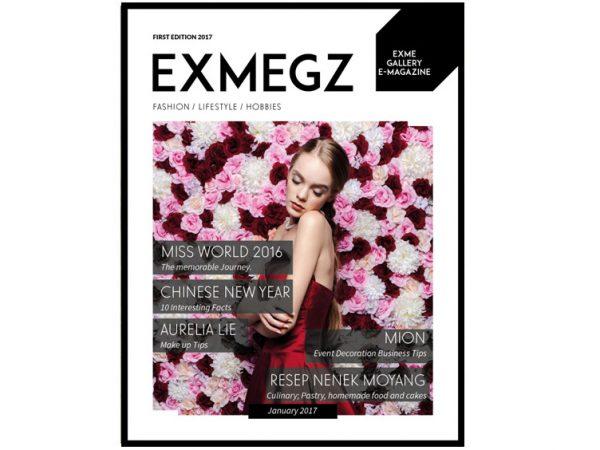Exme Magazine – January 2017