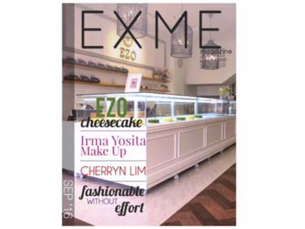 Exme Magazine – September 2016