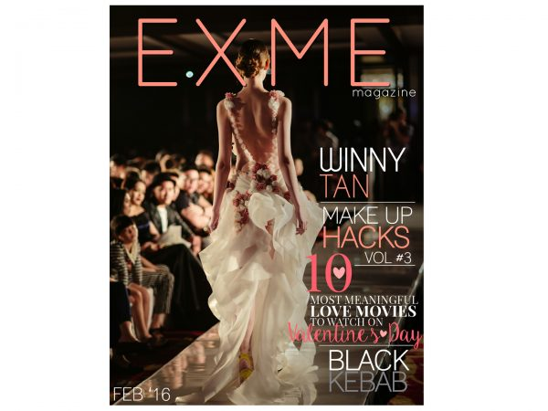 Exme Magazine – February 2016