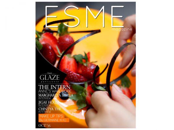 Exme Magazine – October 2015