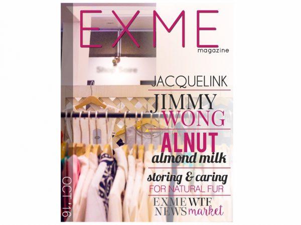 Exme Magazine – October 2016