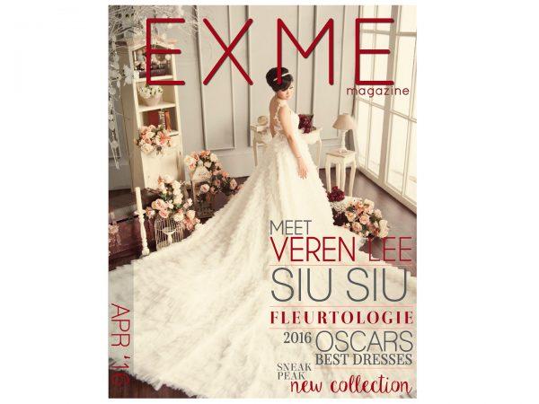 Exme Magazine – April 2016