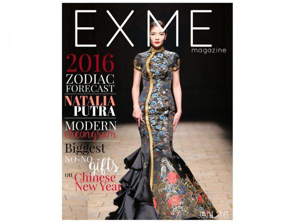 Exme Magazine – January 2016