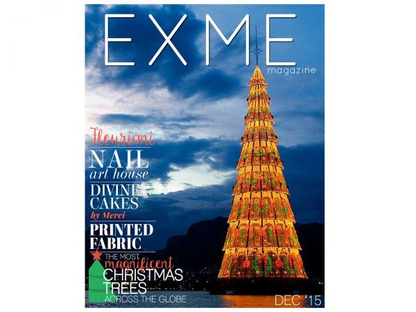Exme Magazine – December 2015