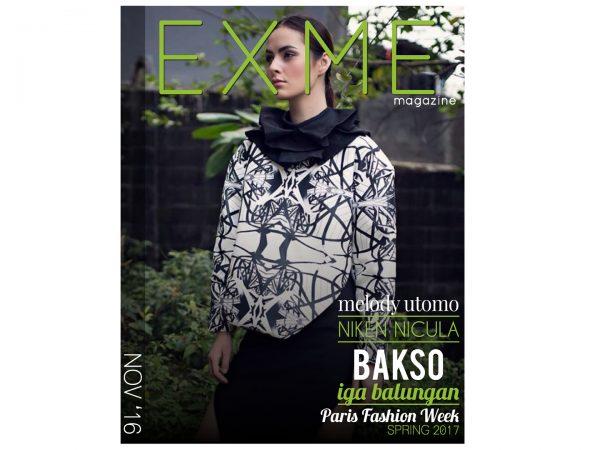 Exme Magazine – November 2016