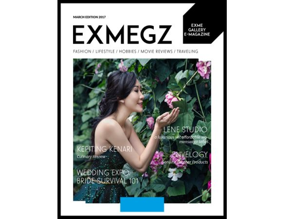 Exme Magazine – Maret 2017