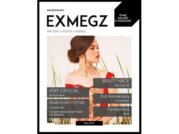 Exme Magazine – May 2017