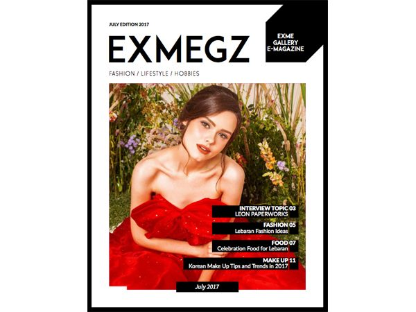 Exme Magazine – July 2017