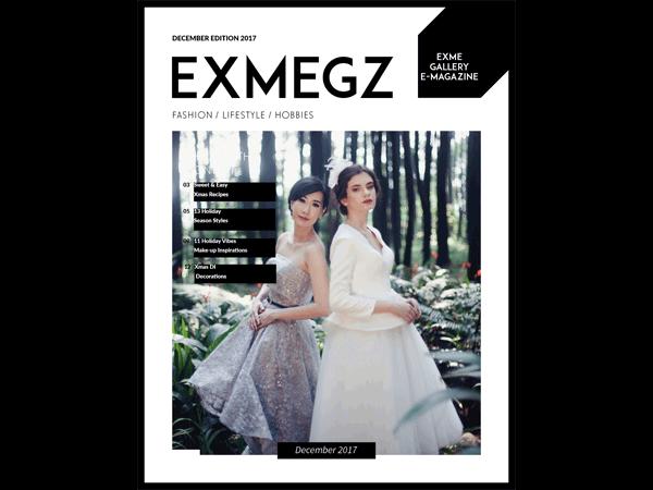 Exme Magazine – December 2017